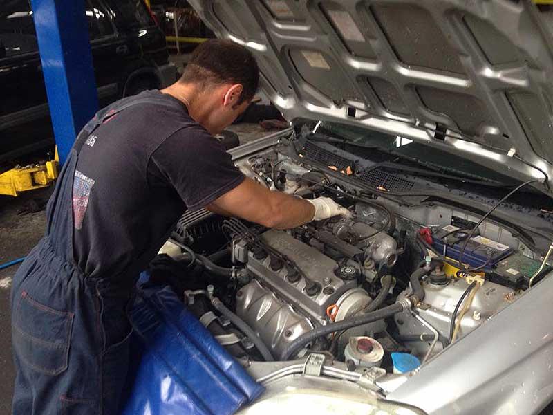 Honda car mechanical repairs